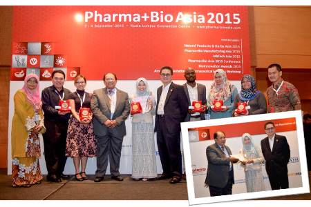 Anugerah Bioinnovation Award 2015