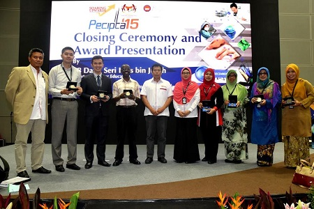 UPM - 2nd Place at PECIPTA 2015