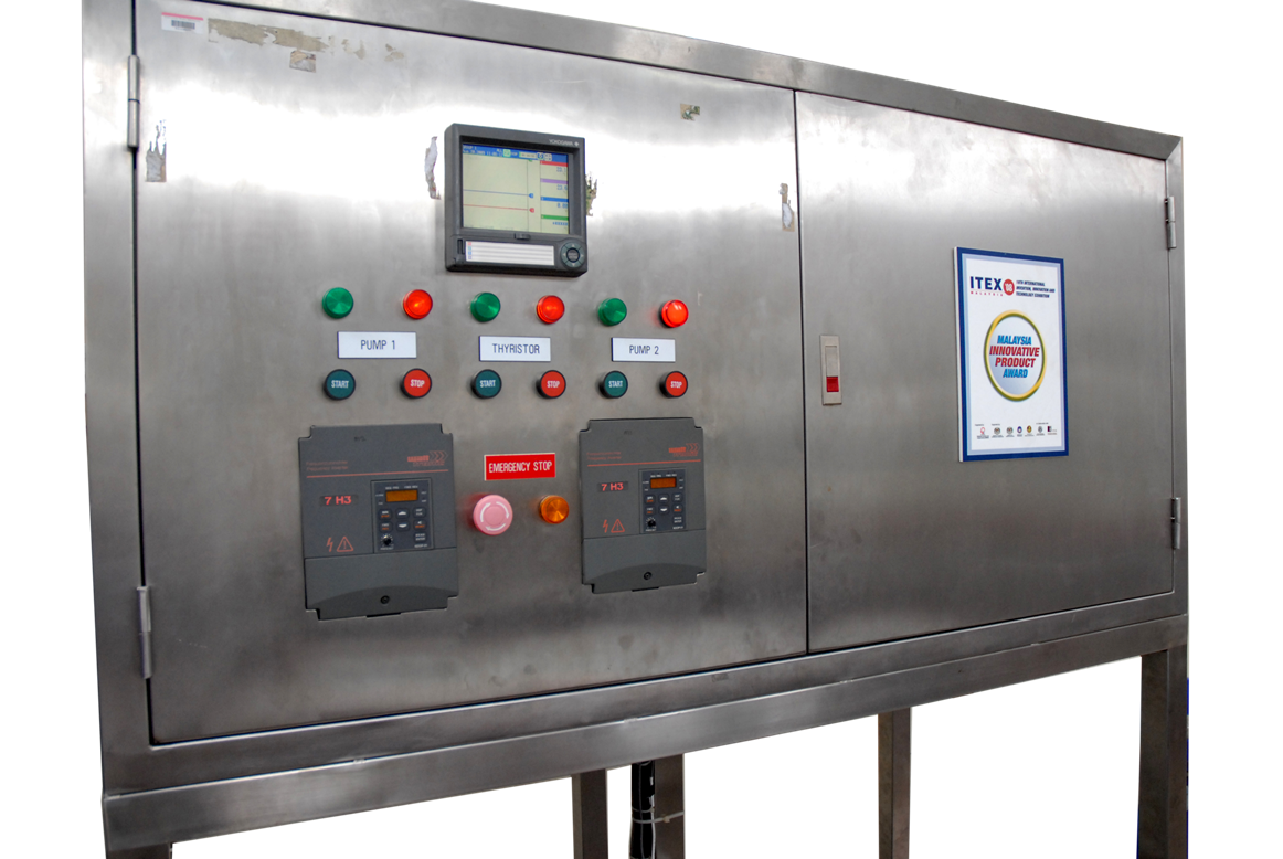 Ohmic Heated Pasteurizer