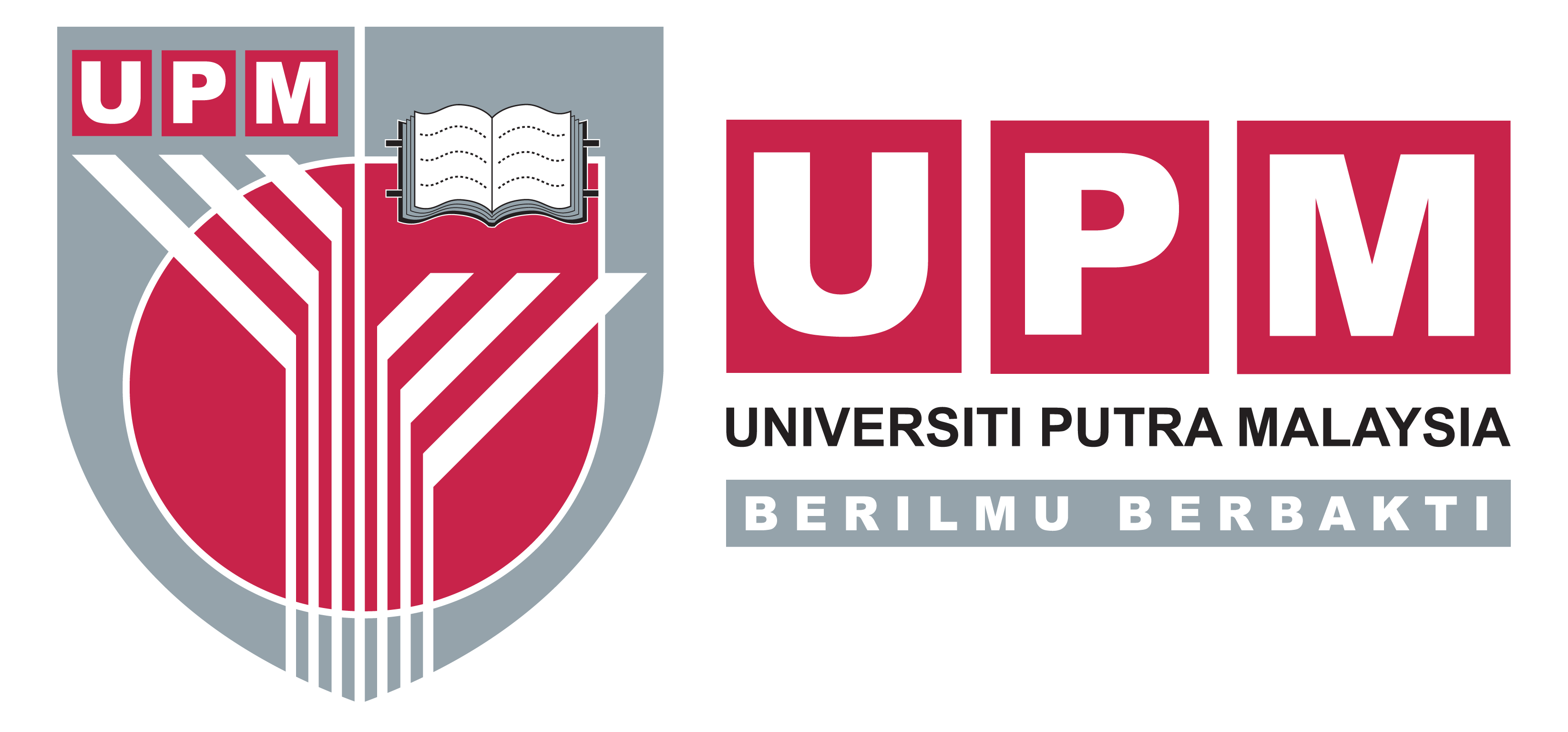 Universiti Putra Malaysia (UPM) logo