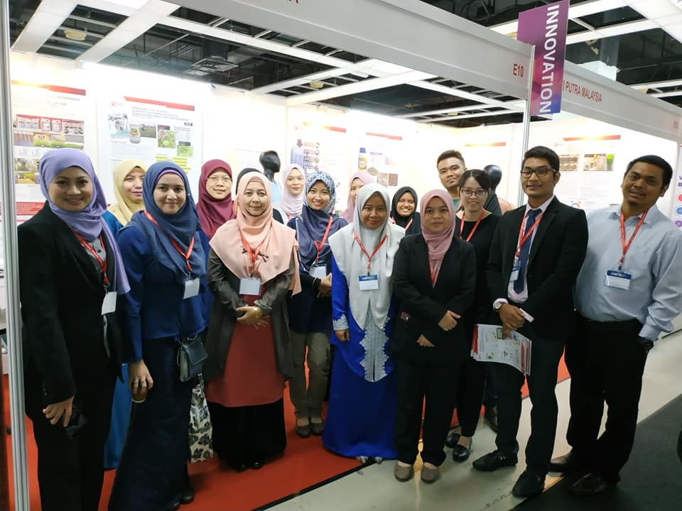 UPM Rangkul Emas Dan Anugerah Association of British Inventors and Innovators MTE 2020